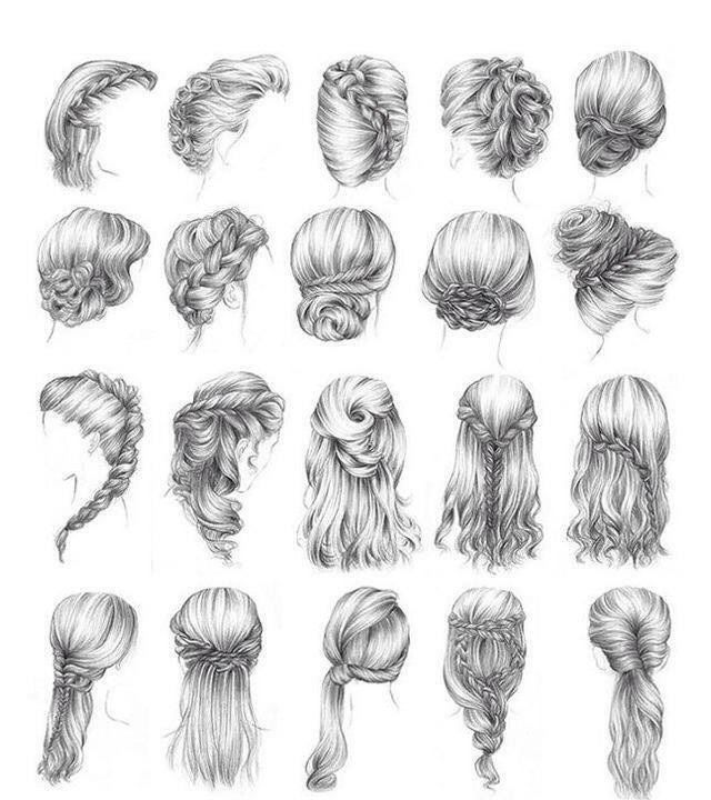 Pin On Pretty Hairstyles