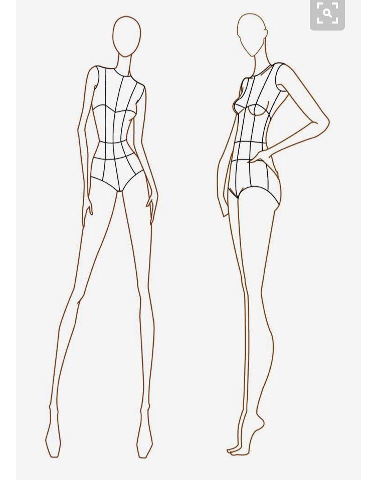 Pin by Eva on Fashion Pinterest Croquis, Fashion illustrations - fashion designer templates