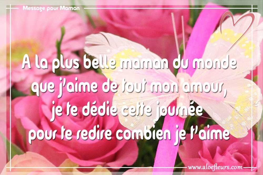 Bonne Fete Maman Poemes Ou Messages D Amour Citations Ou Comptines Pour Le Dire En Image Citation Fete Des Meres Citation Fete Bon Fete Maman