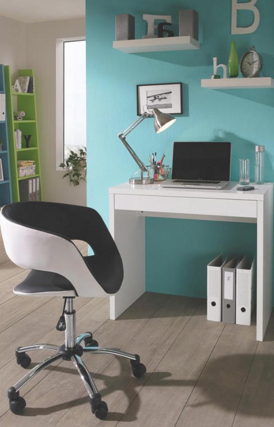 Schreibtisch In 2019 Schreibtisch Schreibtisch Weiss Und Tisch