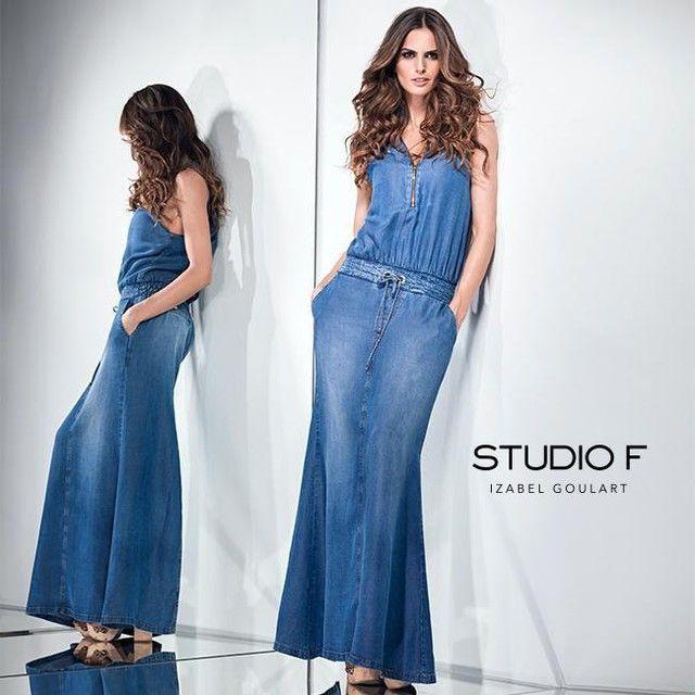 Pin de Diana Maria Varela Buitrago en faldas largas muy chic ...