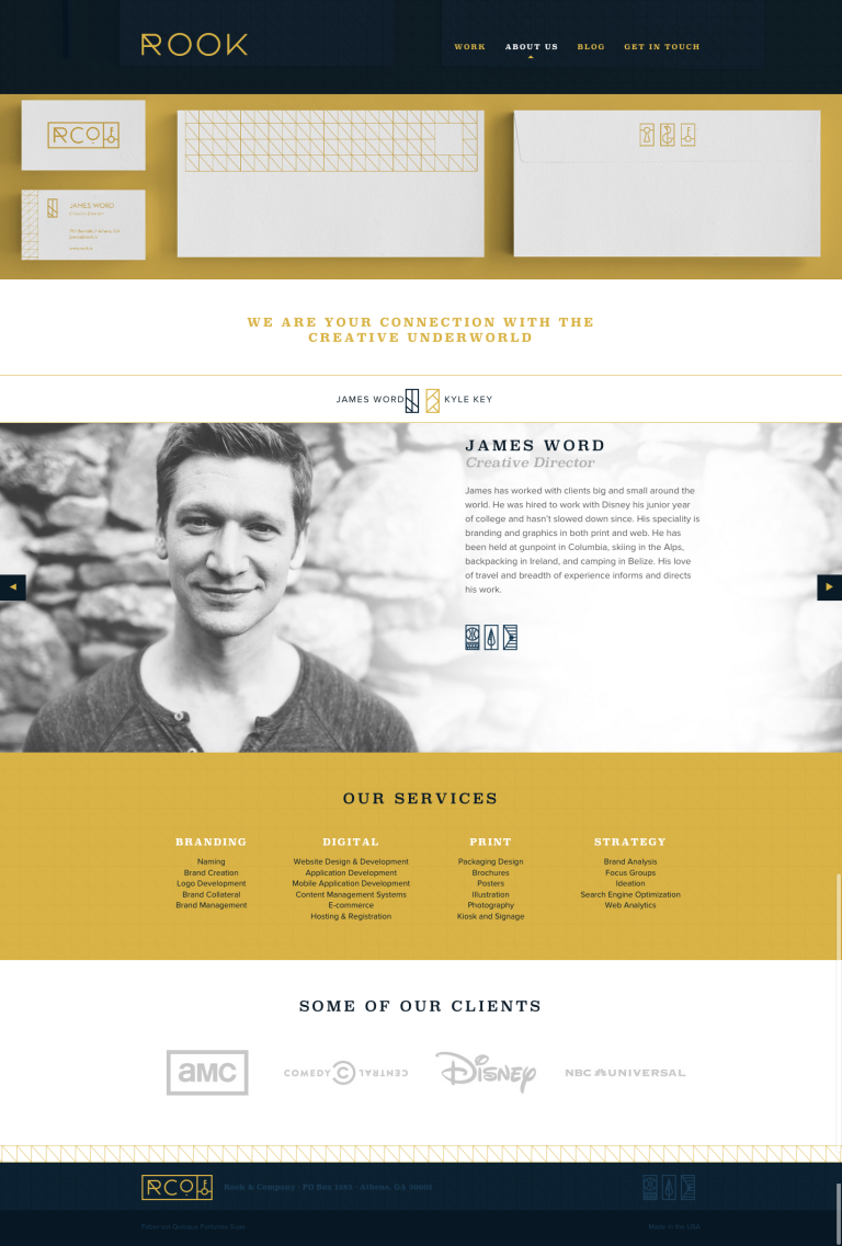 50 Of The Best About Us Pages To Inspire You Learn Web Design About Us Page Design About Us Page