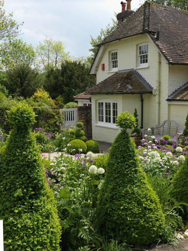vorgarten gestalten 33 bilder und gartenideen garden pinterest garten garten ideen und. Black Bedroom Furniture Sets. Home Design Ideas