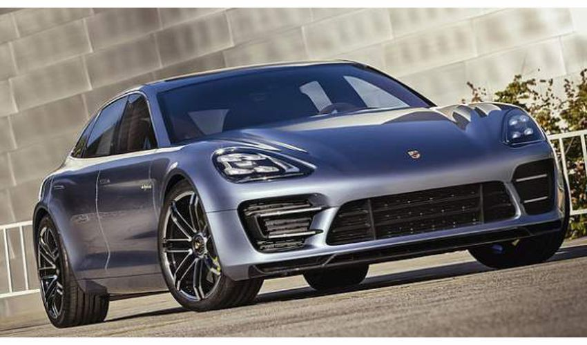 2018 Porsche Panamera Coupe Interior, Price, Release Date And Hybrid Rumors    The Car Brings New MSB Platform, Exterior Changes, And New Engines.