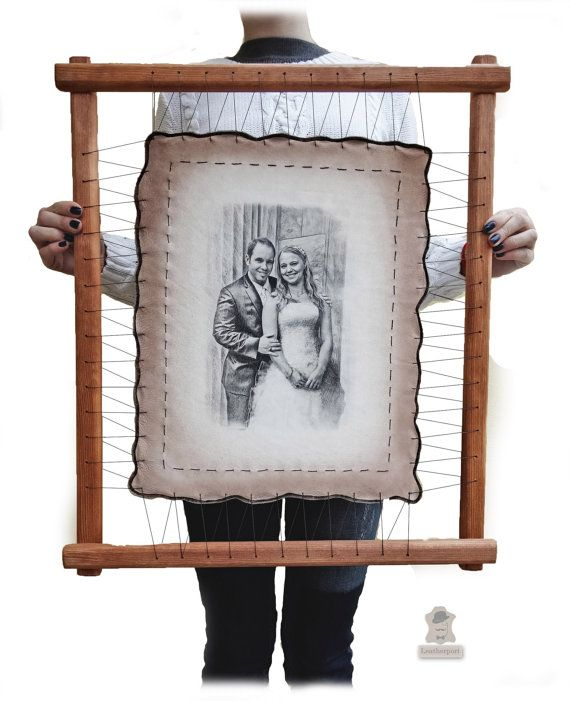 Seventh Anniversary Gift by Leatherport on Etsy