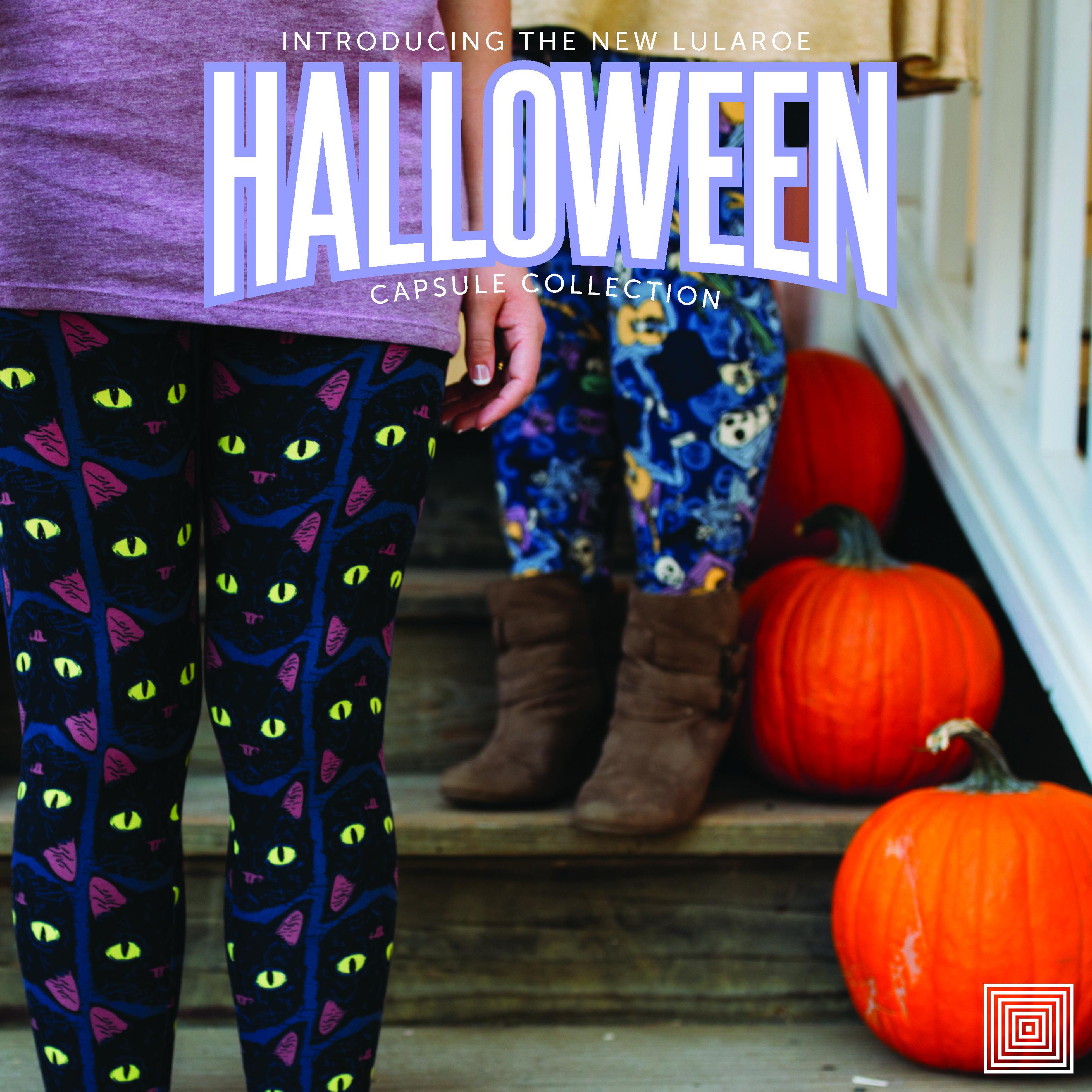 LuLaRoe Halloween Capsule Collection 2017 Leggings | LuLaRoe ...