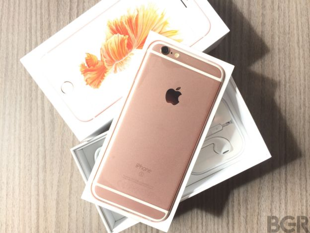 iPhone 6s unboxing: Meet the rose gold iPhone you've heard