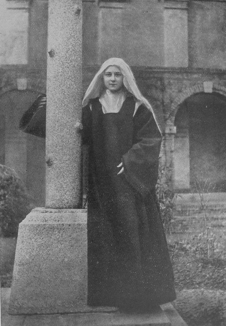Today is the Feast of St. Therese of the Child Jesus and