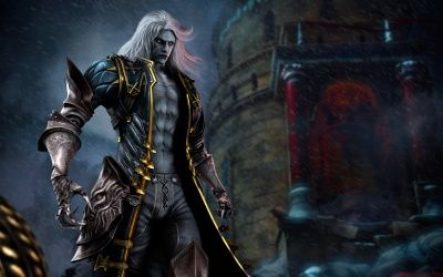 Castlevania Lords of Shadow Character Alucard (click to view)