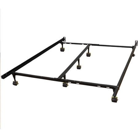 Home Metal Bed Frame Steel Bed Frame Adjustable Bed Frame