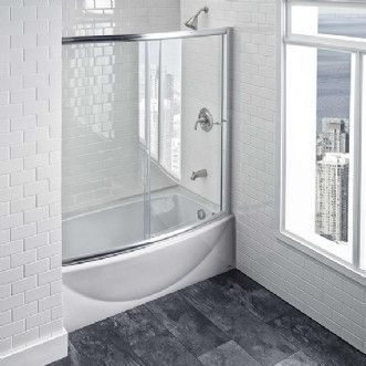 American Standard Curved Tub Google Search Bathroom Renos Bath Trends Kitchen And Bath