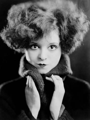 Valentino Vamp   Clara bow, Silent film, Classic hollywood