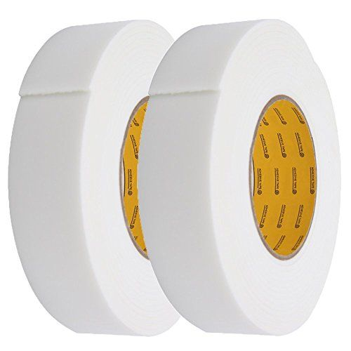 Mylifeunit Double Sided Sponge Rubber Foam Tape 1 4 Foam Tape Adhesive Tape Tape