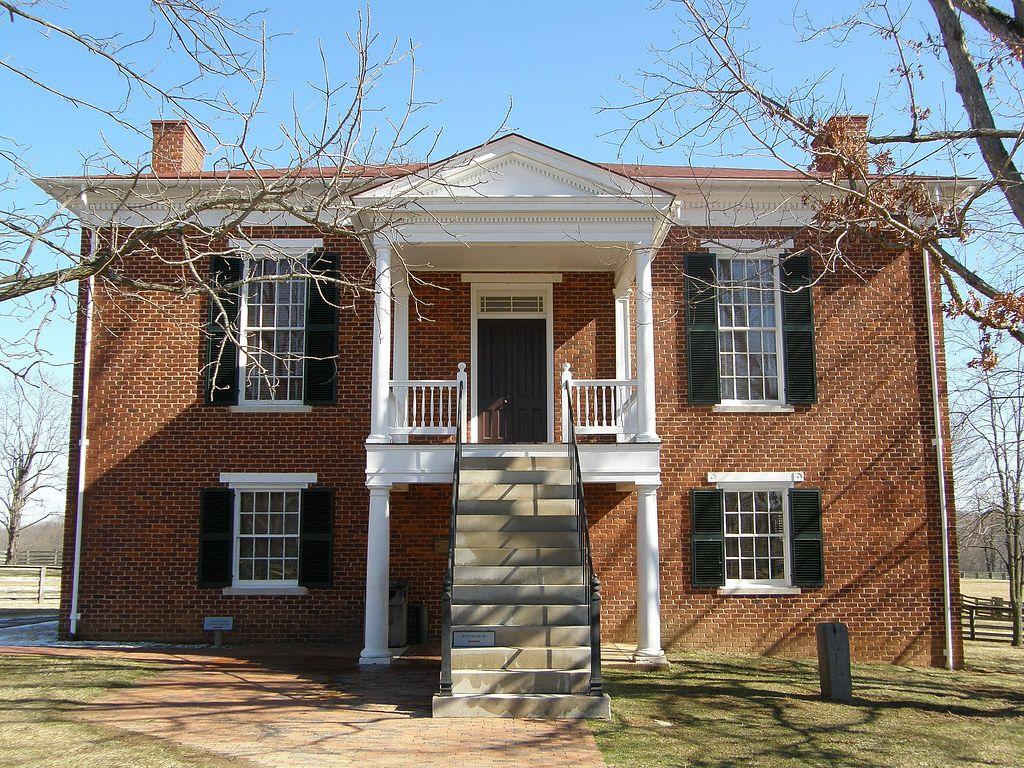 Appomattox Court House Appomattox Court House Appomattox Virginia History