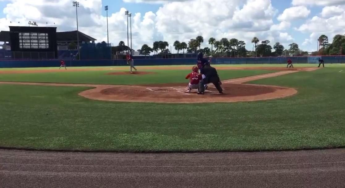 Watch Tim Tebow Hit A Home Run In His Minor League Debut