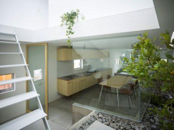 Desain Taman Mungil Dalam Rumah Minimalis 10 Rumah Minimalis