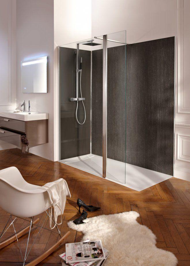 Choisir une douche italienne  10 bonnes raisons Bath, Future - salle de bain moderne douche italienne
