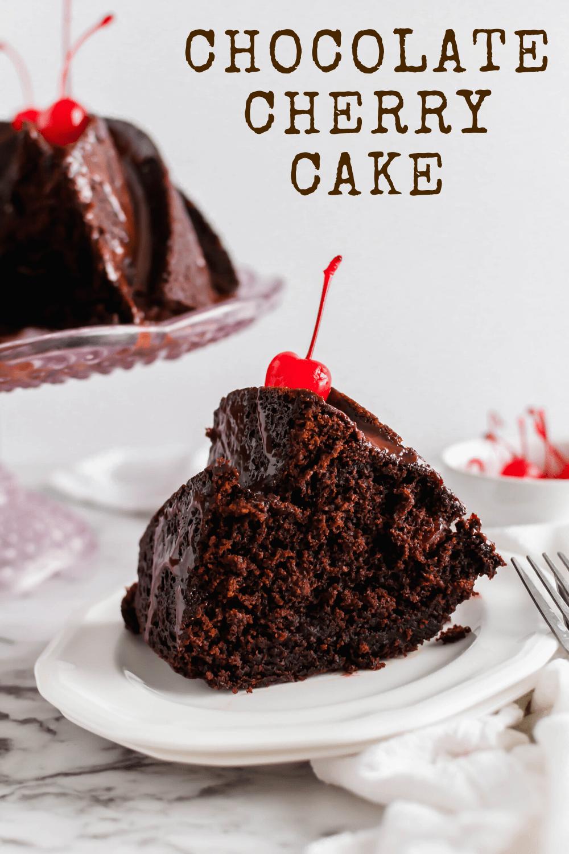 Chocolate Cherry Cake Recipe In 2020 Chocolate Cherry Cake Valentines Recipes Desserts Valentine Desserts