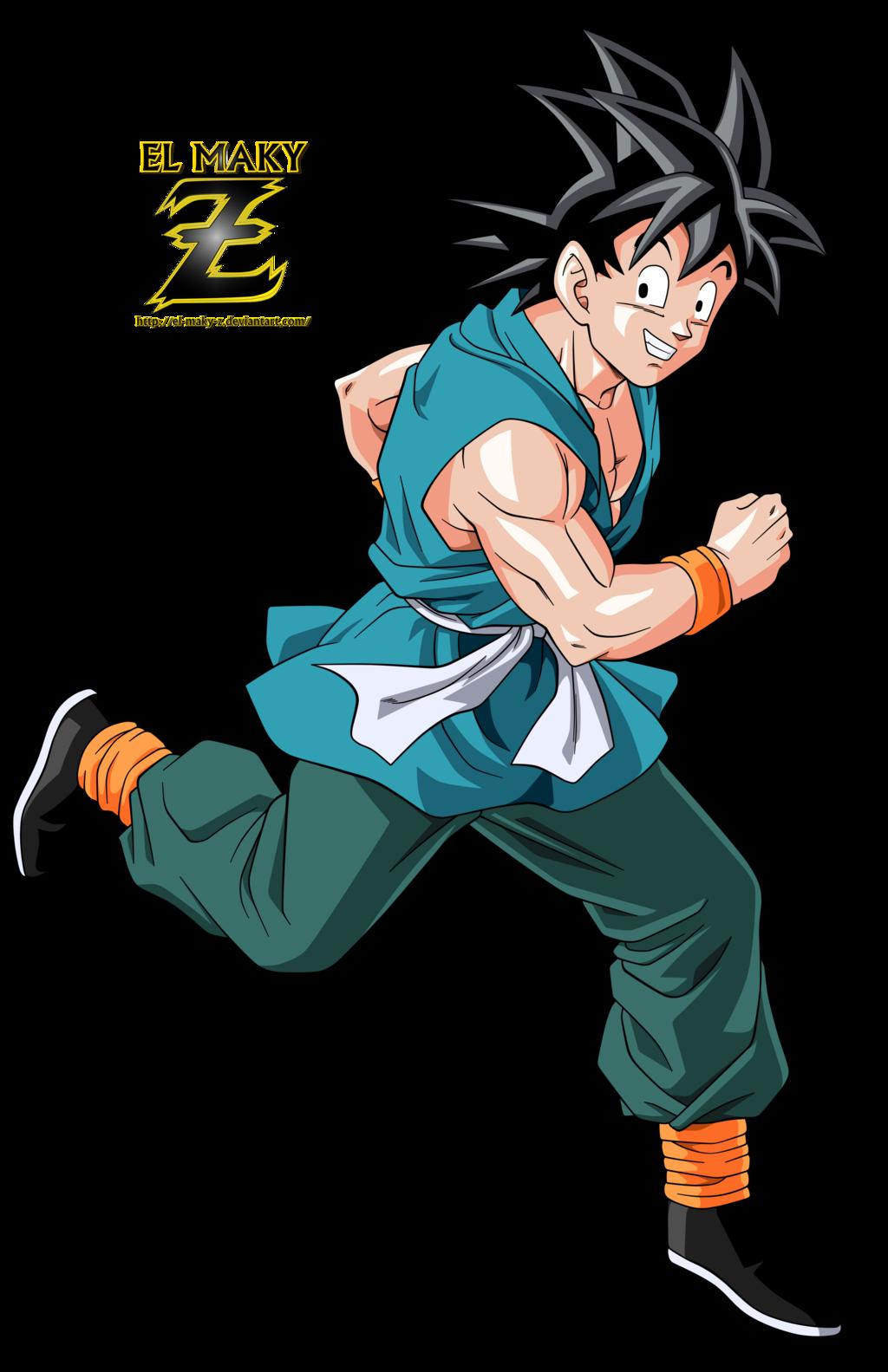 Goku End Of Dbz Anime Dragon Ball Dbz Characters Goku