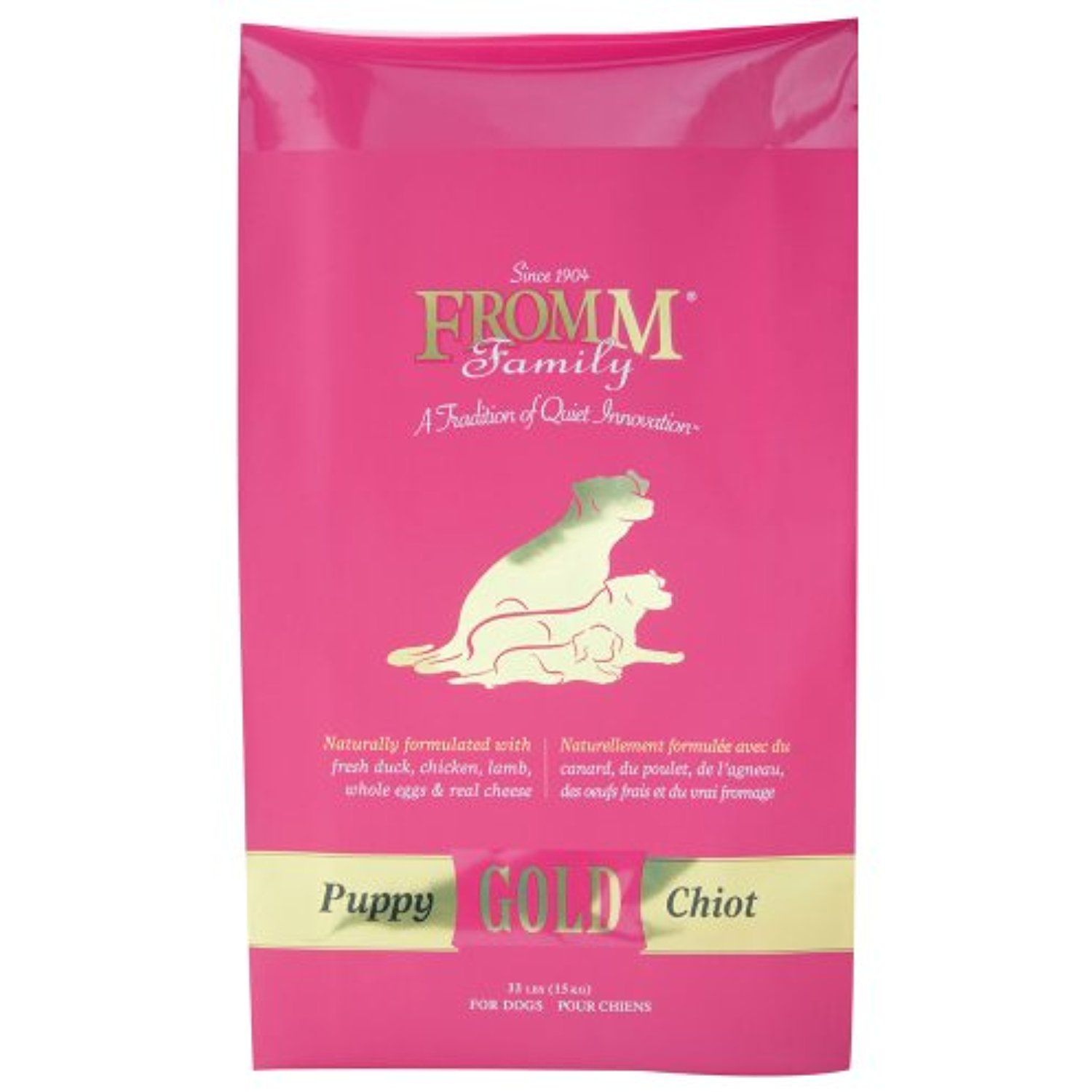 Fromm Puppy Gold Dry Dog Food 5 Pound Bag You Can Click On The