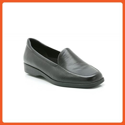 arrives better new concept Clarks Womens Georgia Shoes Black Leather UK8 Black - Pumps for ...