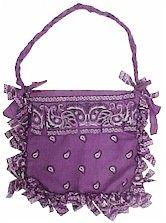 How to make a No-sew Bandana Purse... cute craft for girls
