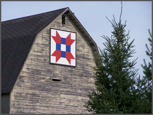 Sister Bay Farmer S Daughter Painted Barn Quilts Barn Quilt Patterns Barn Quilts