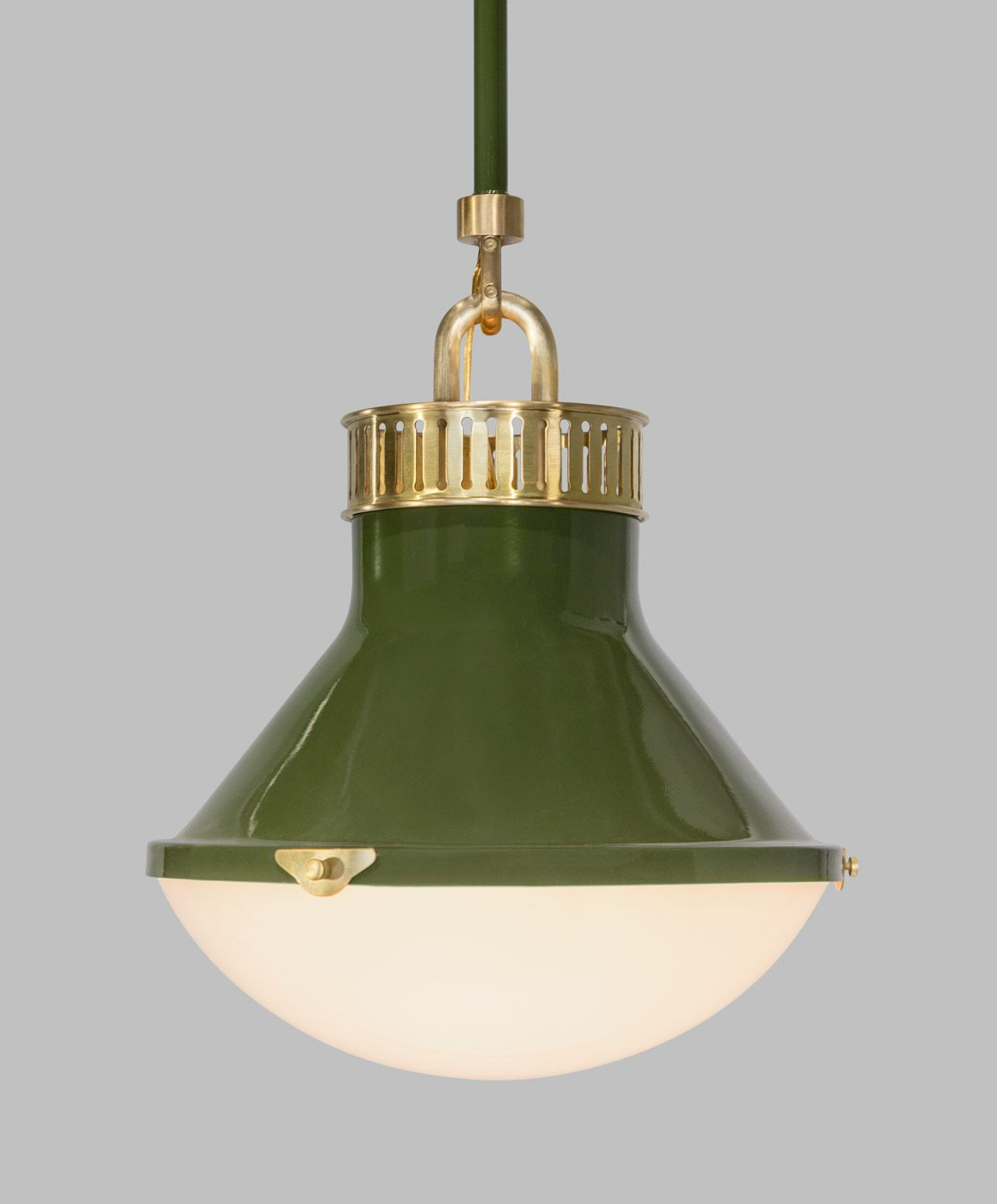Check out the lundy hang light fixture from the urban electric co