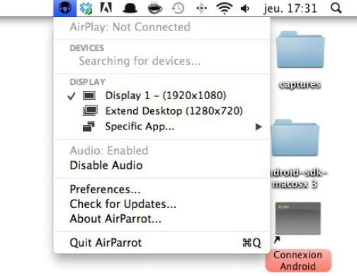 AirParrot 2 5 0 Crack incl License Key Full Download