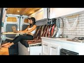 Photo of How to Convert a Van Into an Off-Grid Camper In 30 Days | Eamon & Bec – YouTube …