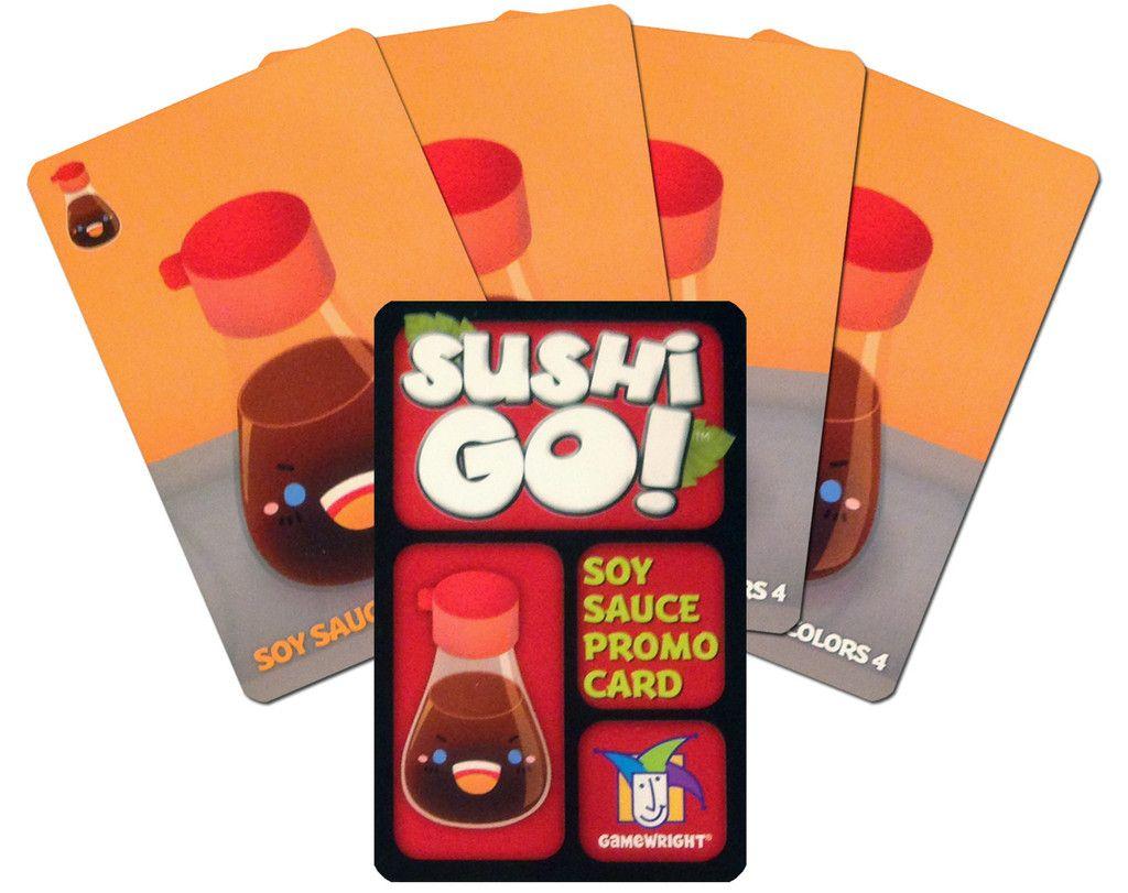 Sushi Go!: Soy Sauce Promo