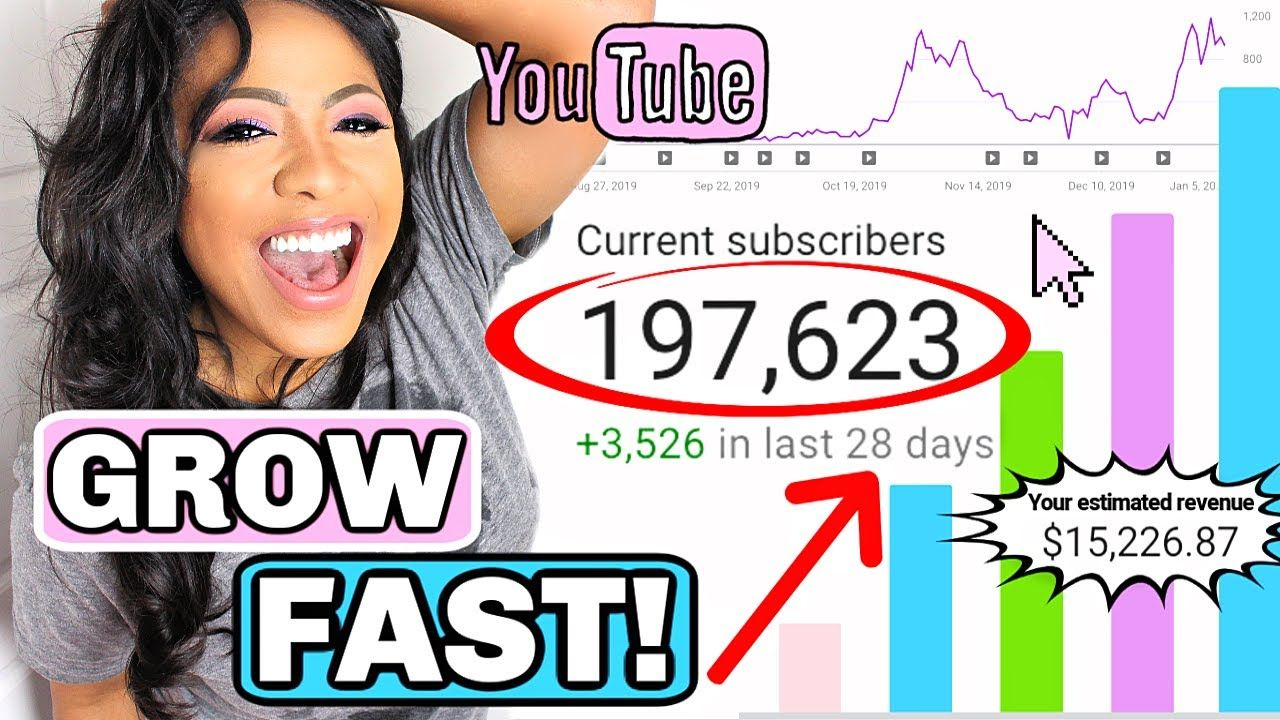 How To Get Subscribers On Youtube Fast 2020 Get 1000 Subscribers In 2020 Youtube Youtube Get Subscribers Youtube Subscribers