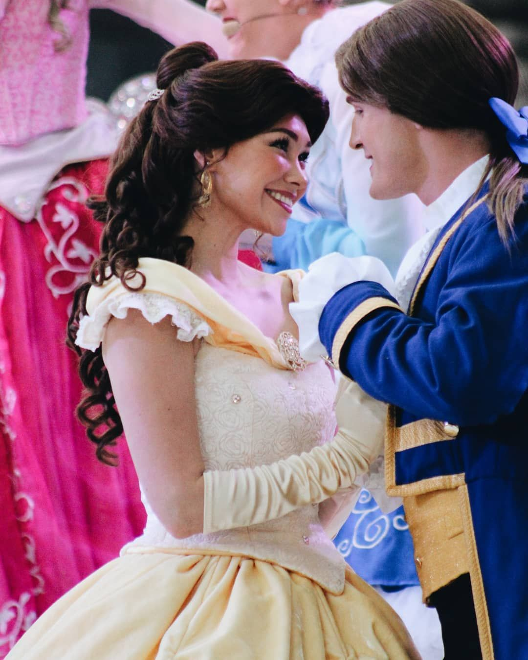 Princess Belle And Prince Adam Beauty And The Beast Gohana: Disney Prince Costume, Disney