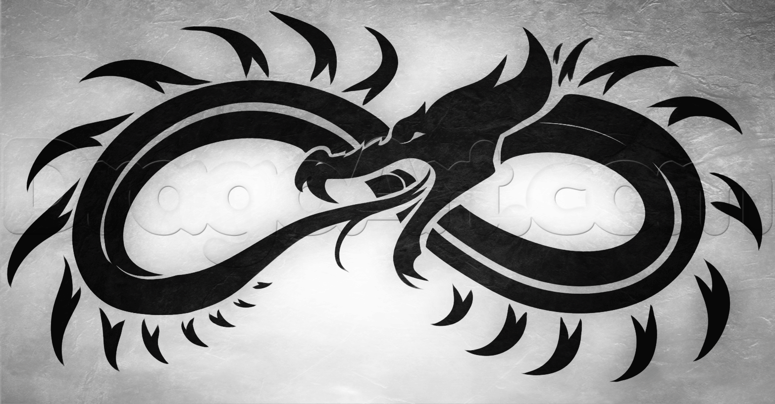 Pics Photos Infinity Symbol Tattoo Drawing W0t7cpti Dragonfly