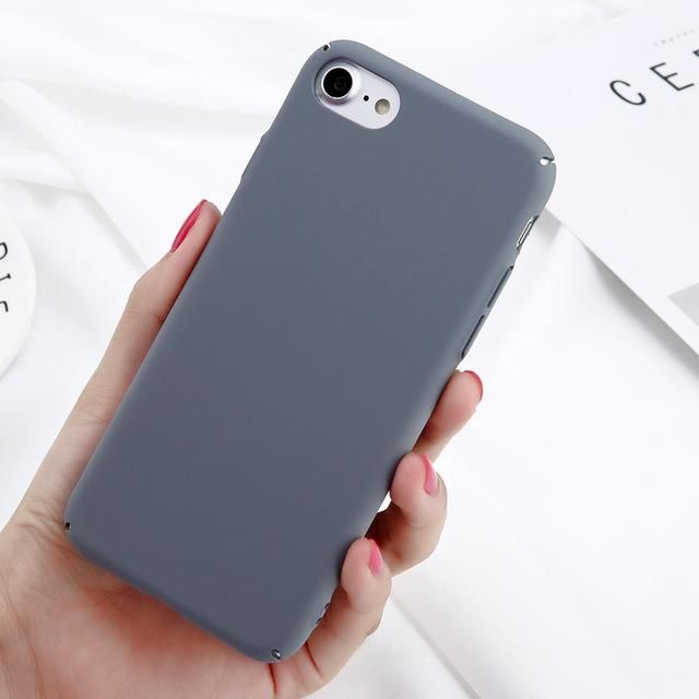 online store accbf 796fc Beautiful Plain Protect Cases For iPhone 8 & 8 Plus in 2019 | Want ...