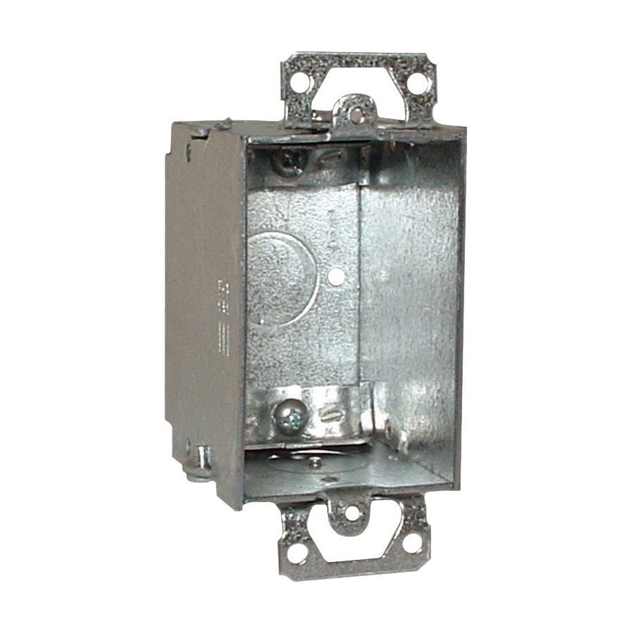 Hubbell Raco 519 Single Gang Switch Box With Clamps (Other ...