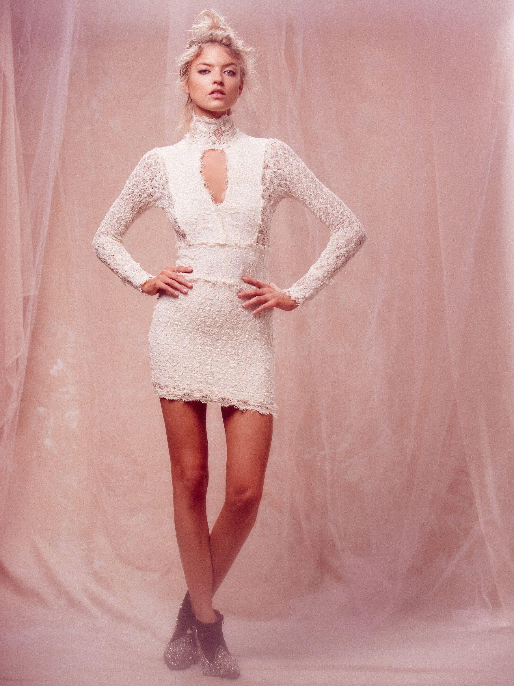 Free People Florencia Long Sleeve Dress, $380.00 | Wedding Dress ...