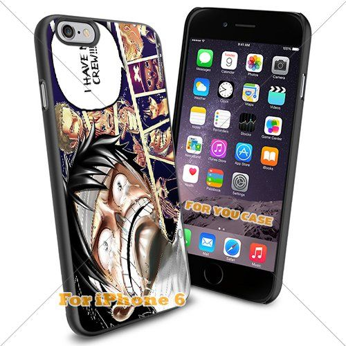 One Piece CryOf Luffy Manga Anime Movies Iphone Case, For-You-Case Iphone 6 Silicone Case Cover NEW fashionable Unique Design