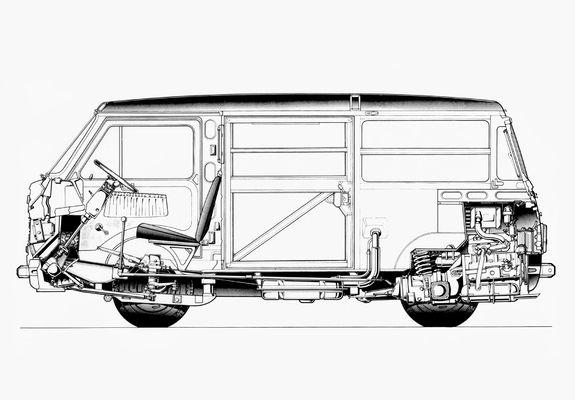 Higher Resolution Fiat 900t Van 197680 Wallpapers Fiat 850 T