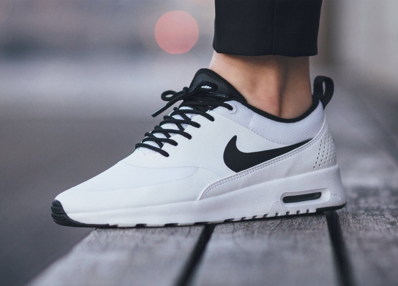 nike air max thea white ebay login