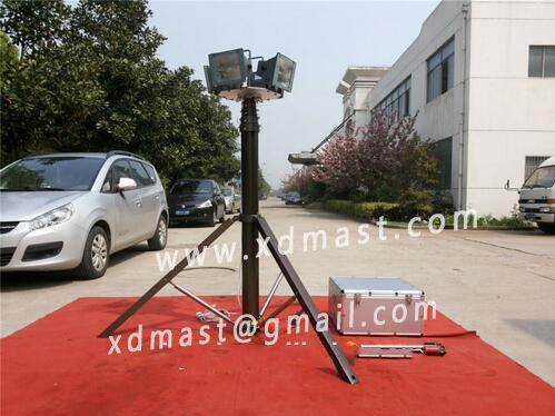 wholesale companies telescopic mast in large emergency lighting vehicle - Wholesale Lighting Companies