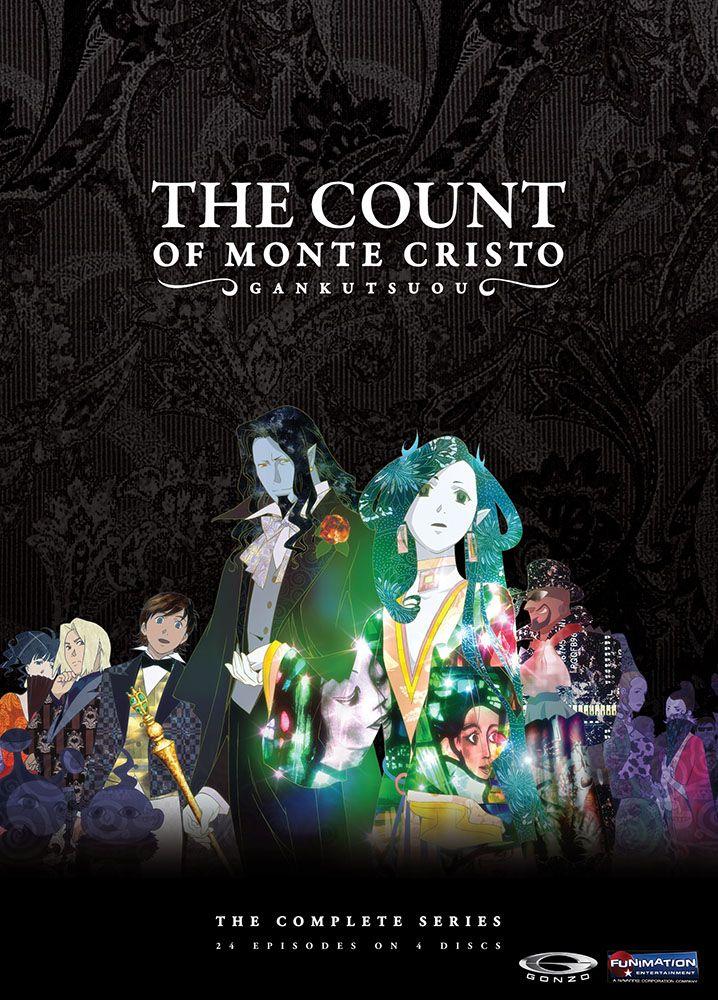 The Count of Monte Cristo Gankutsuou The Complete Series