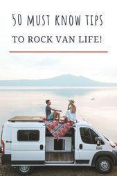 Photo of 50 Tipps von Van Life für das Leben unterwegs #leben #tipps #unterwegs #Das #f…