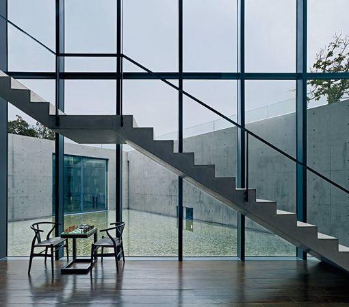 anatomia arquitetônica...: Casa Monterrey / Arquitetura Tadao Ando ...