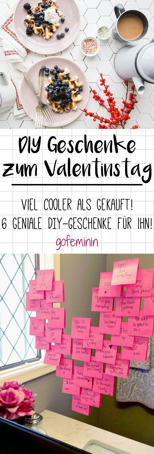 5 DIY-Valentinsgeschenke, die euch nichts kosten