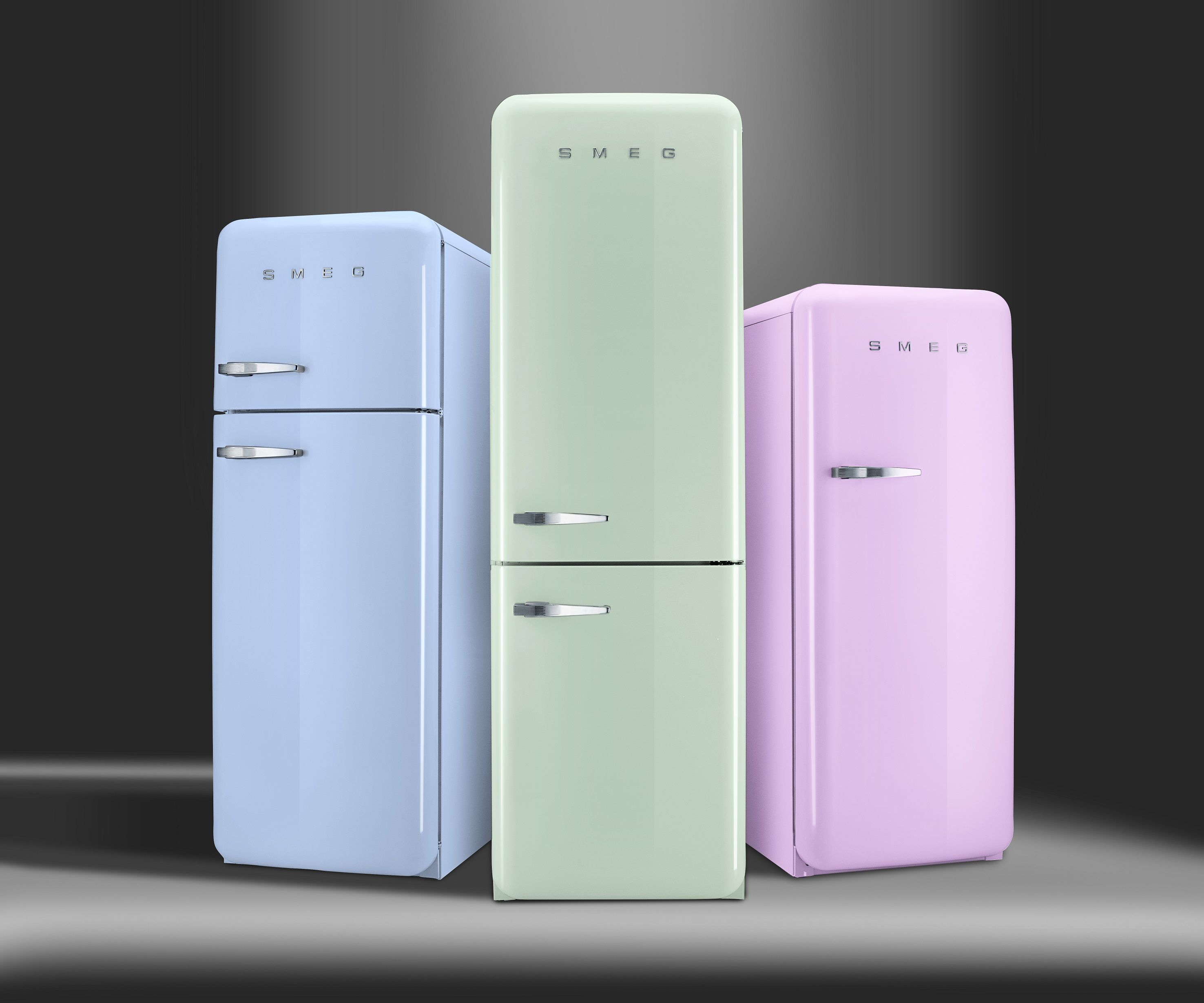 Available in a wide range of colours, sizes and combinations, Smeg ...