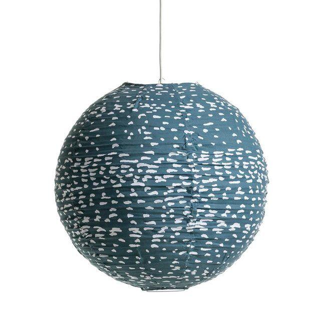 suspension sidy bleu am pm le bleu decodeuse pinterest suspension coton et bleu. Black Bedroom Furniture Sets. Home Design Ideas