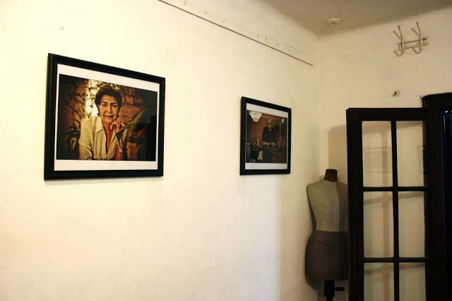 """Inauguración de Exposición """"Retratos de Sobrevivientes e Inmigrantes del Holocausto"""" en el 4º Festival de Fotografía de Paraná - Argentina"""