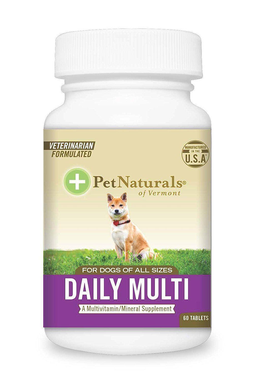 Pet Natural's of Vermont 60 Count Multivitamin Formula