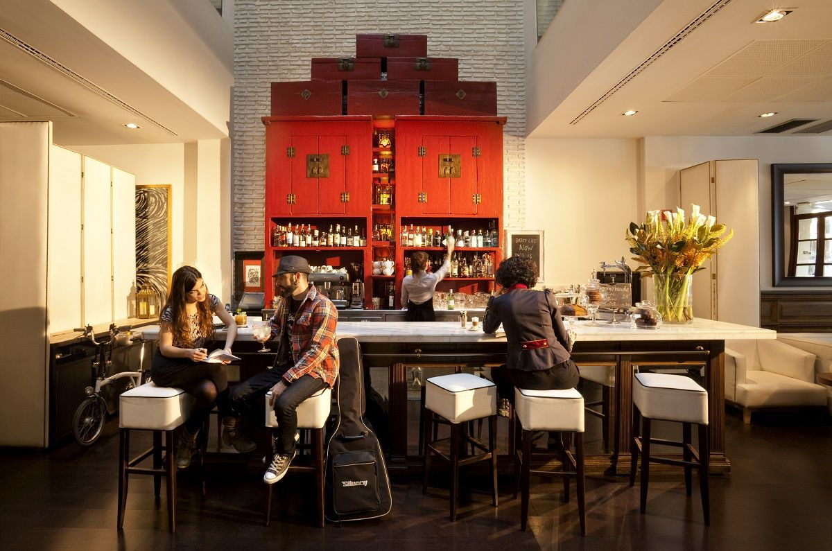Hotel Pulitzer - Barcelona, Spain A trendy... | Luxury ...